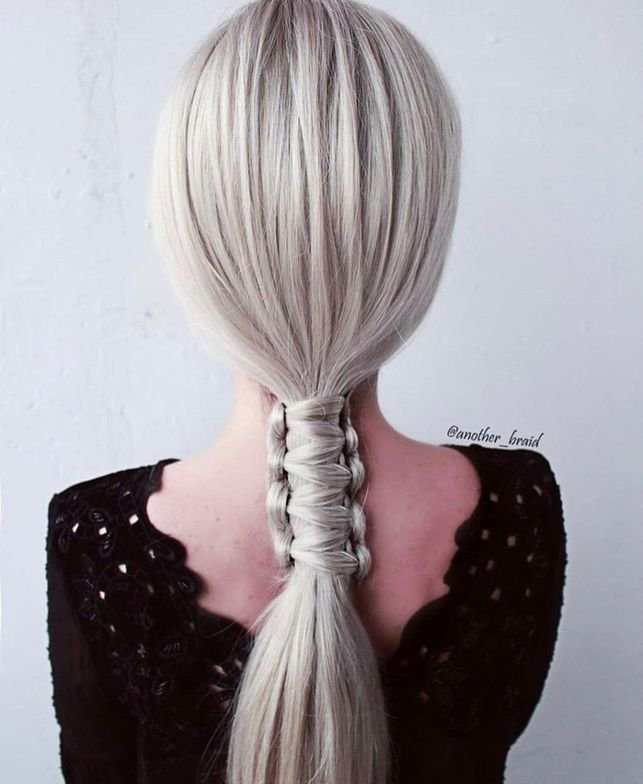 """""""I love that you can show the world your creative side through this platform,"""" she says. """"There are endless opportunities with braiding. Each braid has its own unique beauty."""""""