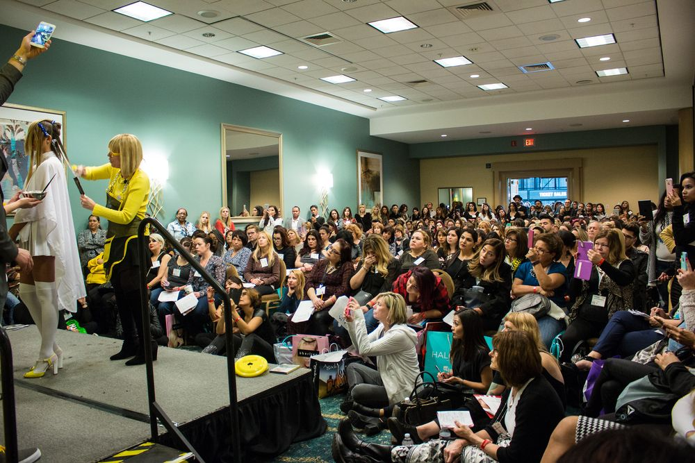 ISSE will feature more than 200 educational seminars taught by industry-leading beauty professionals.