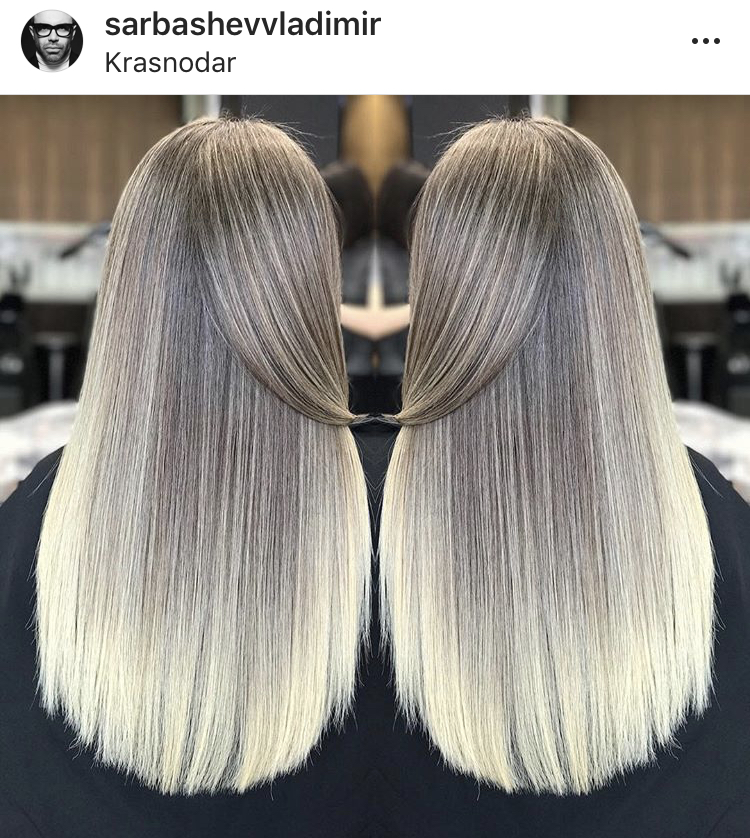 When we spoke with Sarbashev, who was once the technical director for Toni & Guy for he said he created the AirTouch technique because he saw several challenges with other techniques—namely, the retouch.