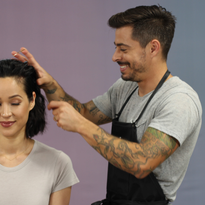Michael Dueñas Has Put Aside All His Styling Products For This One. Here's Why.
