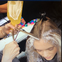 HOW-TO: Balayage with a Money Piece