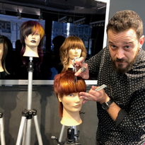 Cutting the Perfect Fringe: Video Tutorial