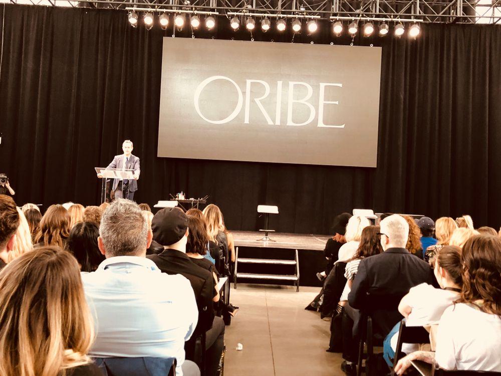 Daniel Kaner kicks off the Oribe Atelier.