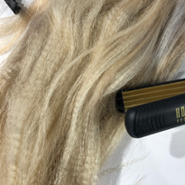 Video Tutorial: How to Use a Crimping Iron For Maximum Texture