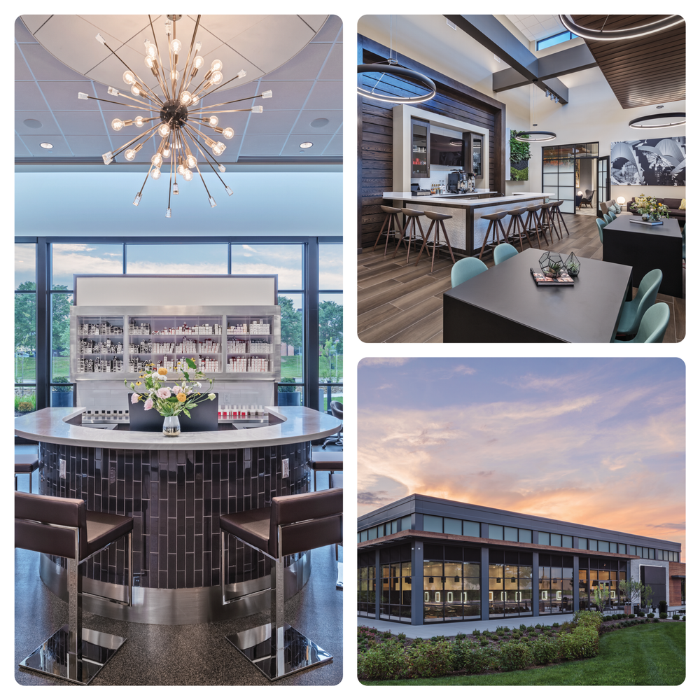 <strong>Salon/School Design of the Year: </strong>PENZONE Salon + Spa, Dublin, OH