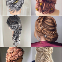 Boho and Braided by Bridal Stylist Trae Howard