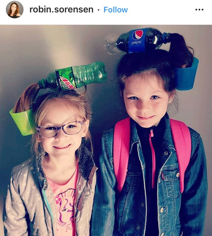 The cutest soda pop littles.