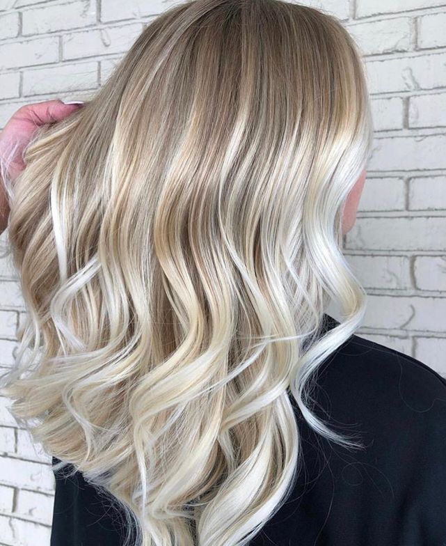 @kelsforbeauty created this blend of blondes using Truss Professional.