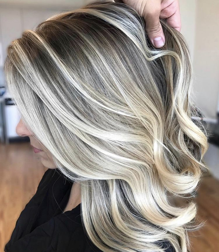 So much dimension by @hairbypf.