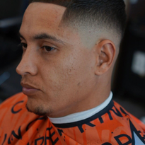 How to Finish a Comb Over Fade