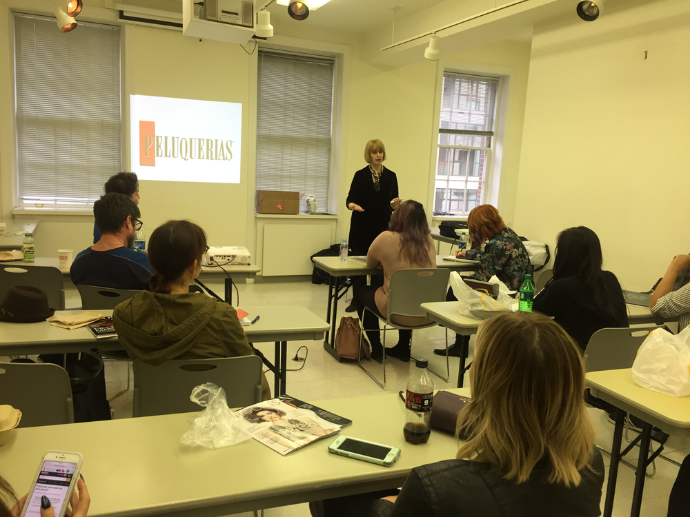 Helen Oppenheim tells artists how-to get published internationally.