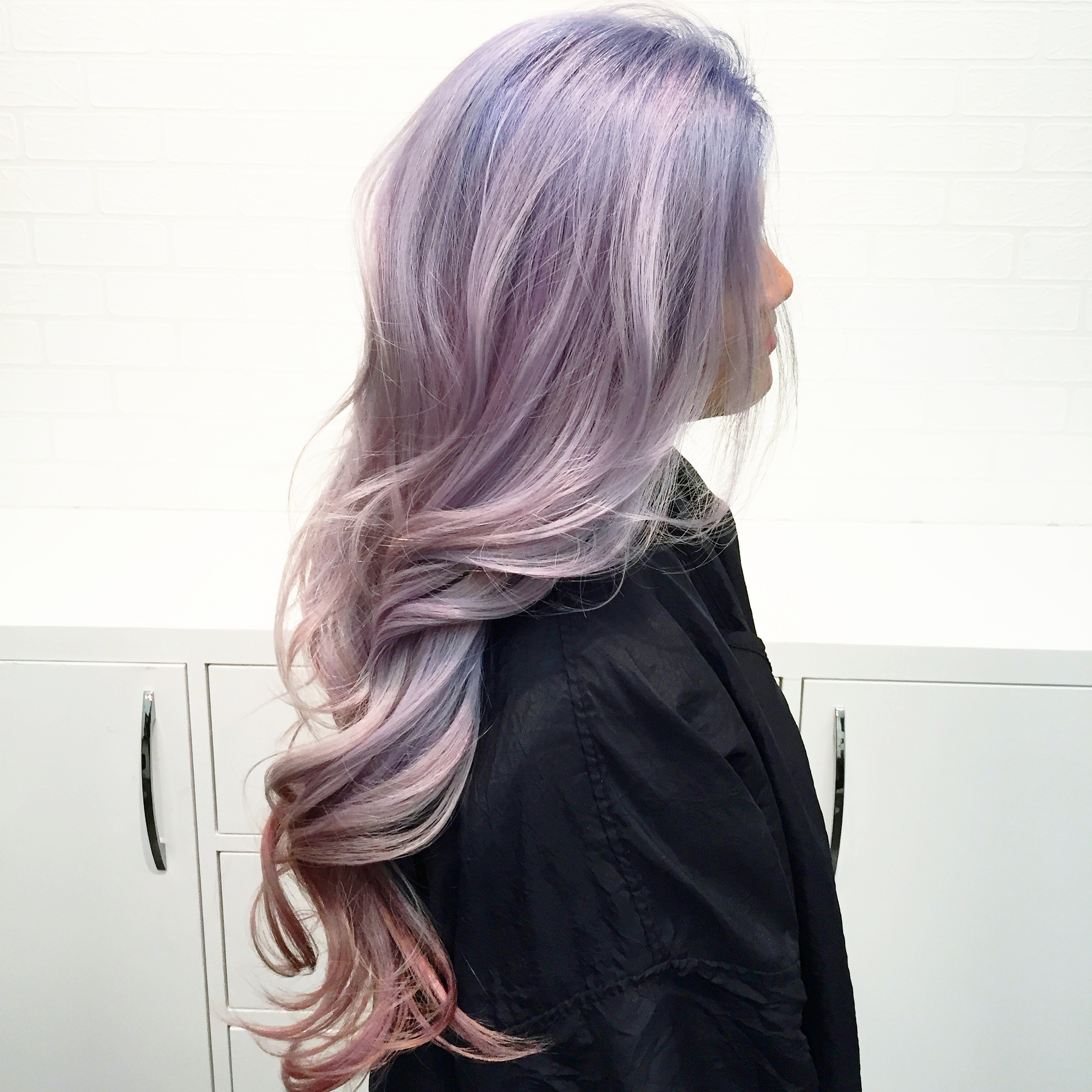 HOW TO: Lavendar to Pink Colormelt