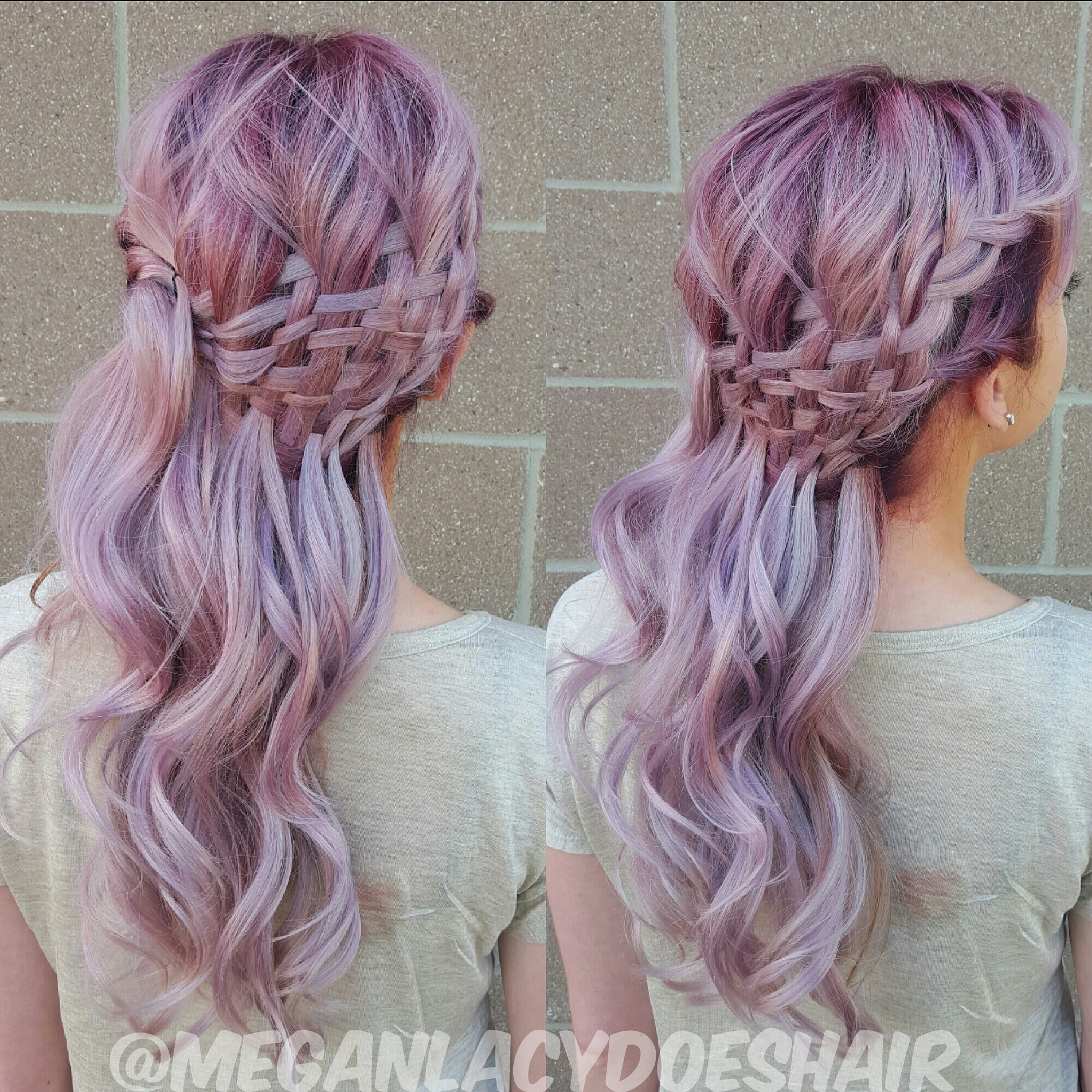 HOW-TO: 'Contoured' Lavender Color and Style