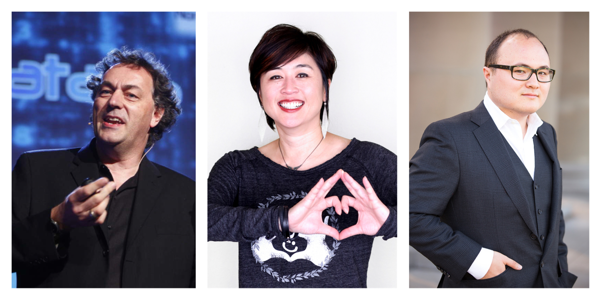 Gerd Leonhard, Jenn Lim and Ben Parr are the featured speakers at the upcoming annual conference for the International SalonSpa Business Network.