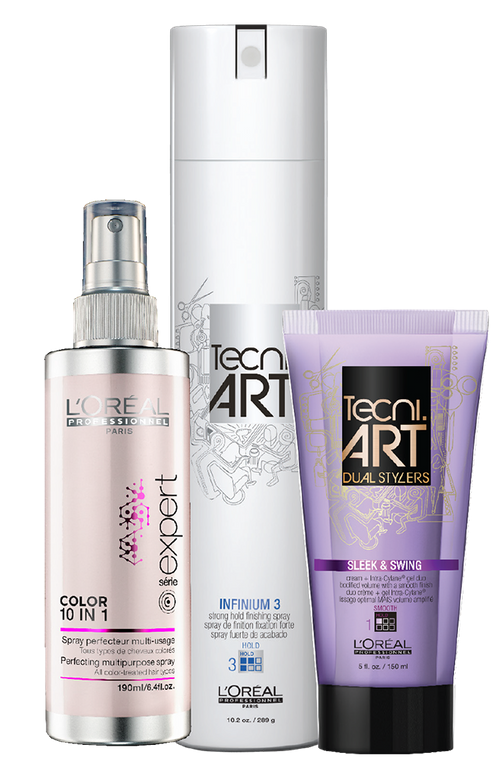 L'oreal Professionnel's Tecni.Art products