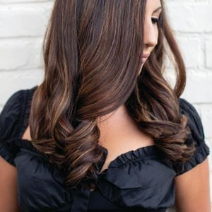 Cut and color: Nick Trombetta @nicktrombettausa, Itely Hairfashion, N.A. national artistic director