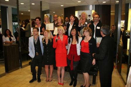Bellus Academy Hosts Industry Appreciation Event