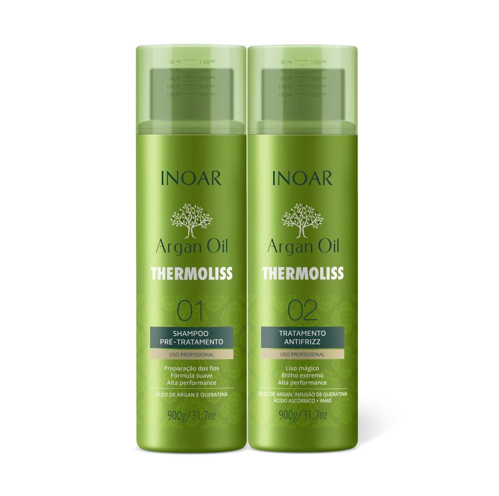 <p>Inoar Professionnel&#39;s Shampoo and Conditioner</p>