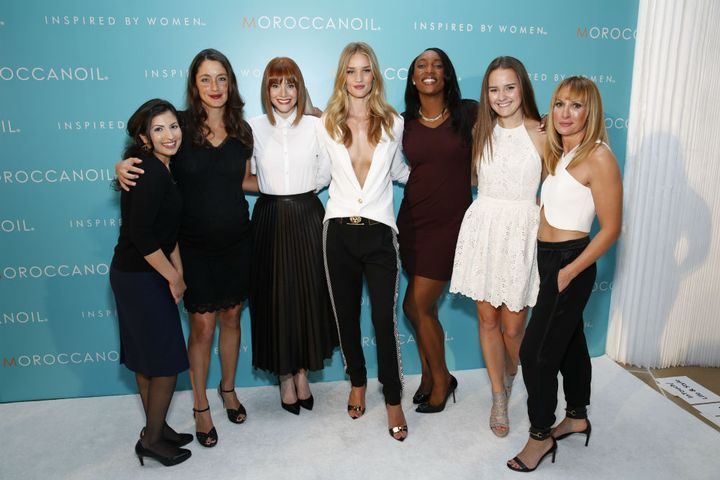 Moroccanoil's Inspire Videos Celebrate Heroic Women