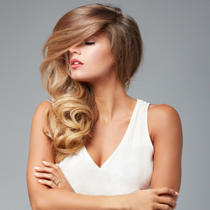 How do you create the look of fullness when traditional extensions aren't an option? (Photo via...