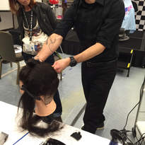 Clipper Cutting with Johnny B Haircare: Hands-On Class at ISSE 2016