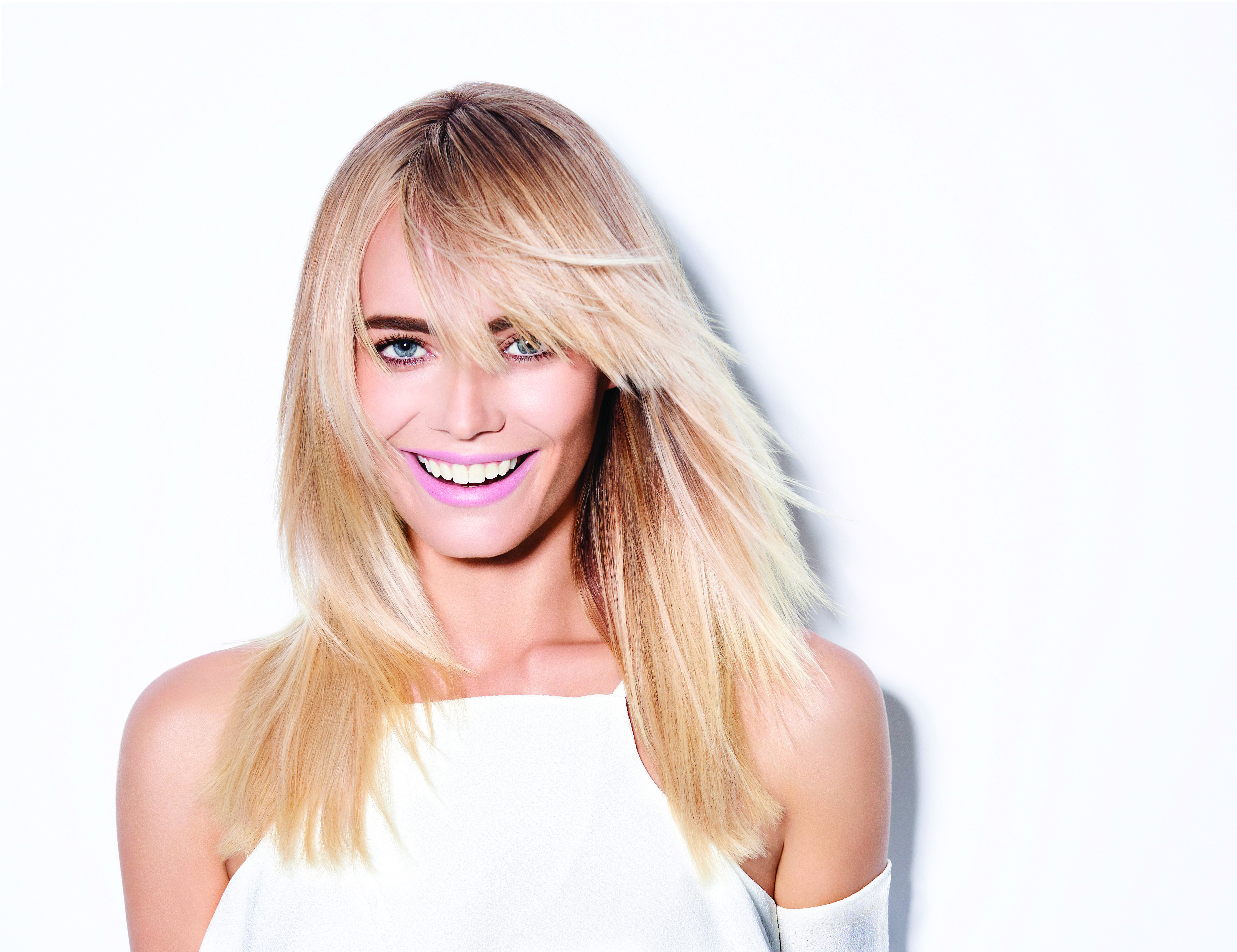 Coastal blonde color from Joico.
