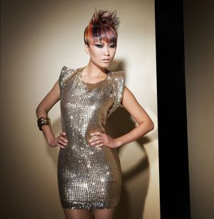 Reds, Purples, Coppers and Golds: Dimensional Formulas by Joico