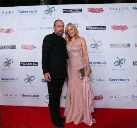 John Paul DeJoria and Eloise DeJoria