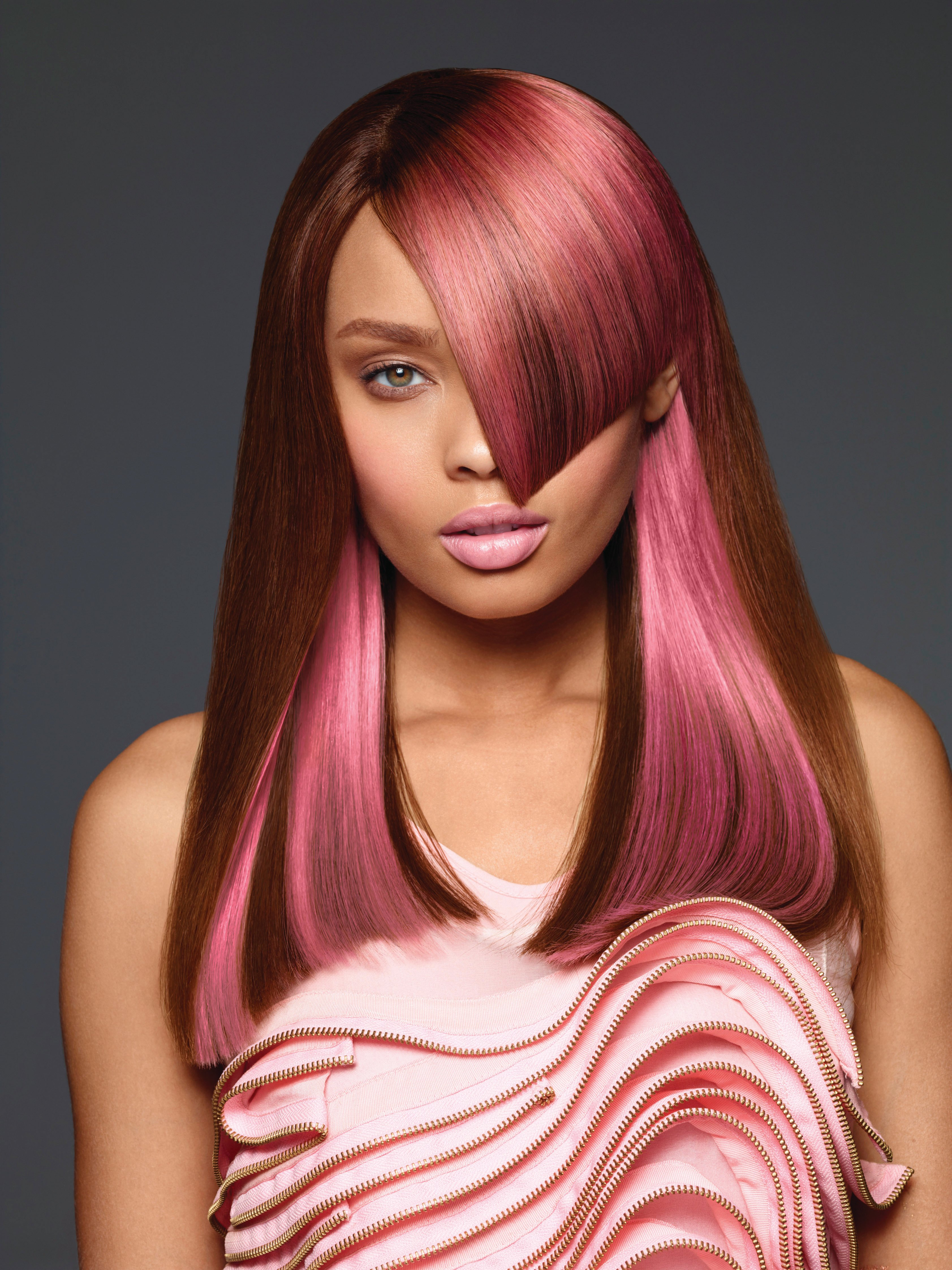 Strawberry Shine: Pink Color Formula from Paul Mitchell