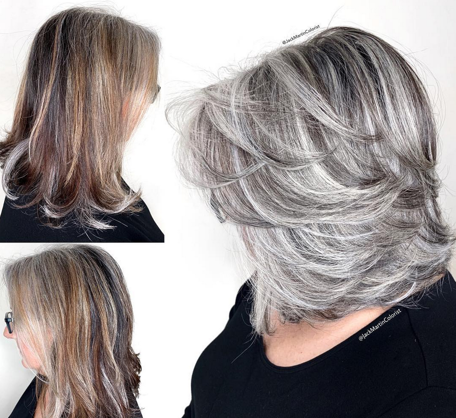 <strong>Hair by Jack Martin, @jackmartincolorist</strong>