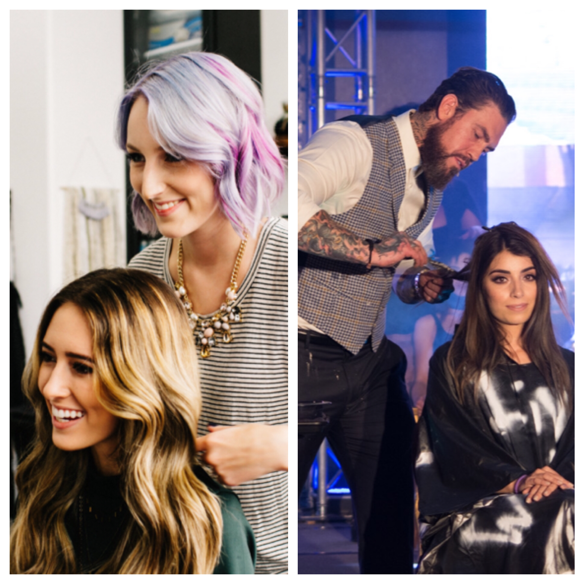 Social media-savvy Stylists Jamie Dana and Jay Wesley Olson are desiging Social Media Magic, a two-day workshop to help stylists, salon owners and managers develop a social media brand and cultivate a community.