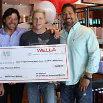 Jeffrey Lamorte: Wella Cares Second-Place Winner Makes Giving Back an Annual Event