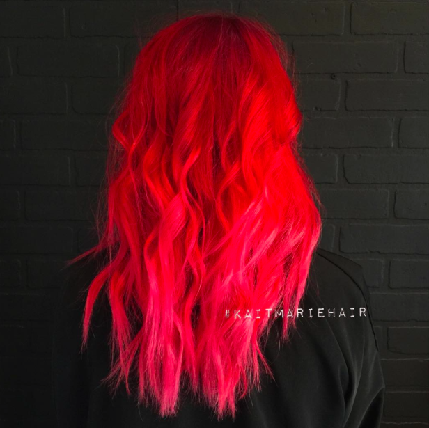 How-To: Jenna Marbles' Fiery Red Formula