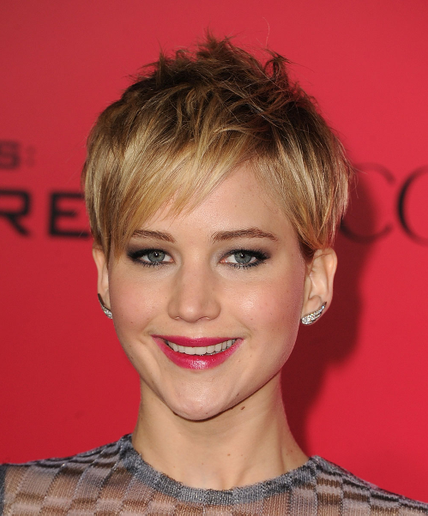 Shape Shifter: Jennifer Lawrence
