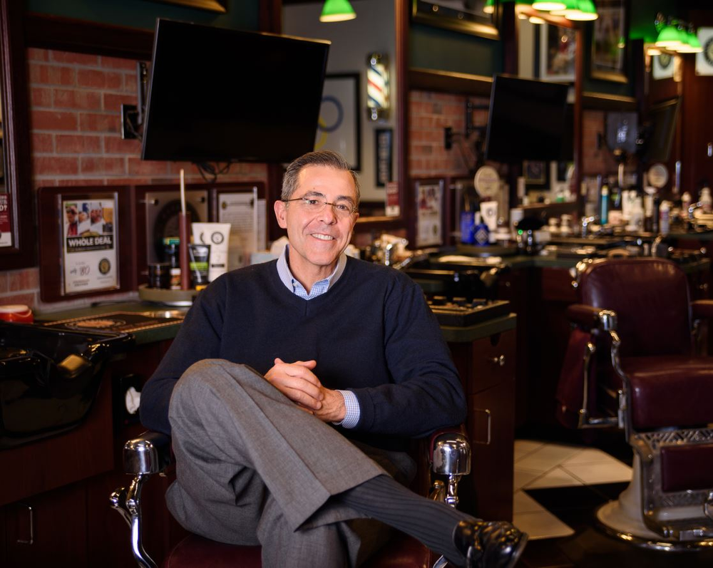 Jim Valenzuela, CEO of V's Barbershops will offer an operational tour of two of his locations in conjuction with the ISBN conference.