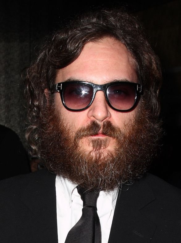 Actor/musician Joaquin Phoenix arrives at LIV Nightclub at Fontainebleau Miami Beach on March 11, 2009 in Miami Beach, Florida. (Photo by John Parra/WireImage)