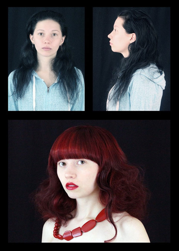 HOW-TO: Crunchy Regrowth to Dimensional Mermaid Red