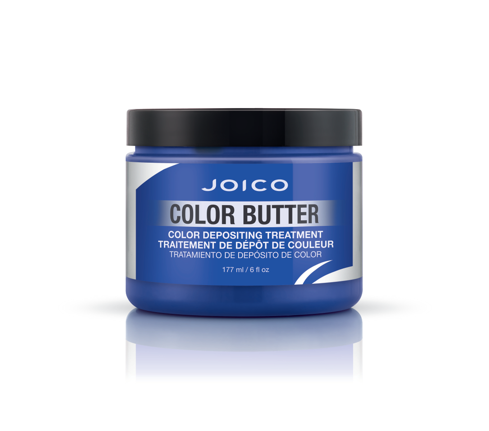 <p>Joico Intensity Color Butters! I actually give them to my clients as a gift when they get one color all over to help maintain it.</p> <p>-@jessluxhair</p>