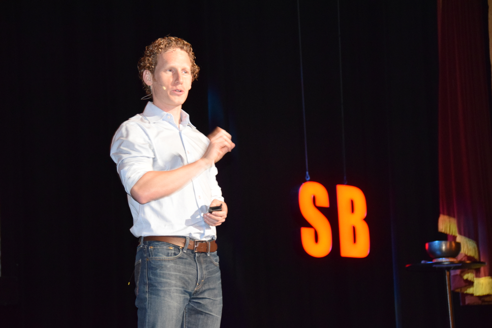 "Marketing expert Jonah Berger advised, ""Stories are the currency of conversation."""
