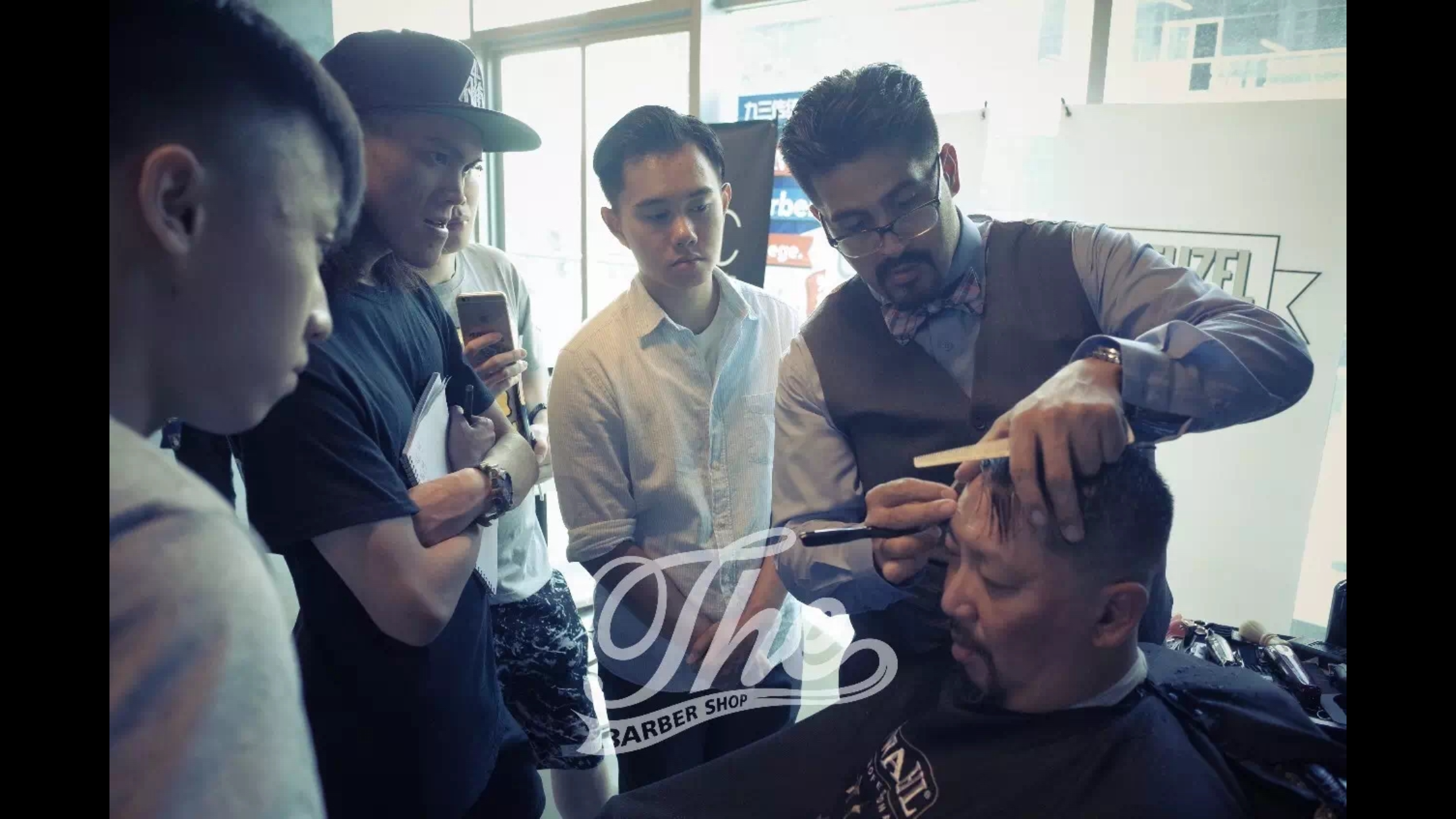 Wahl Global Educators Traveled to Russia and China to Bring the Latest in American Barbering Education