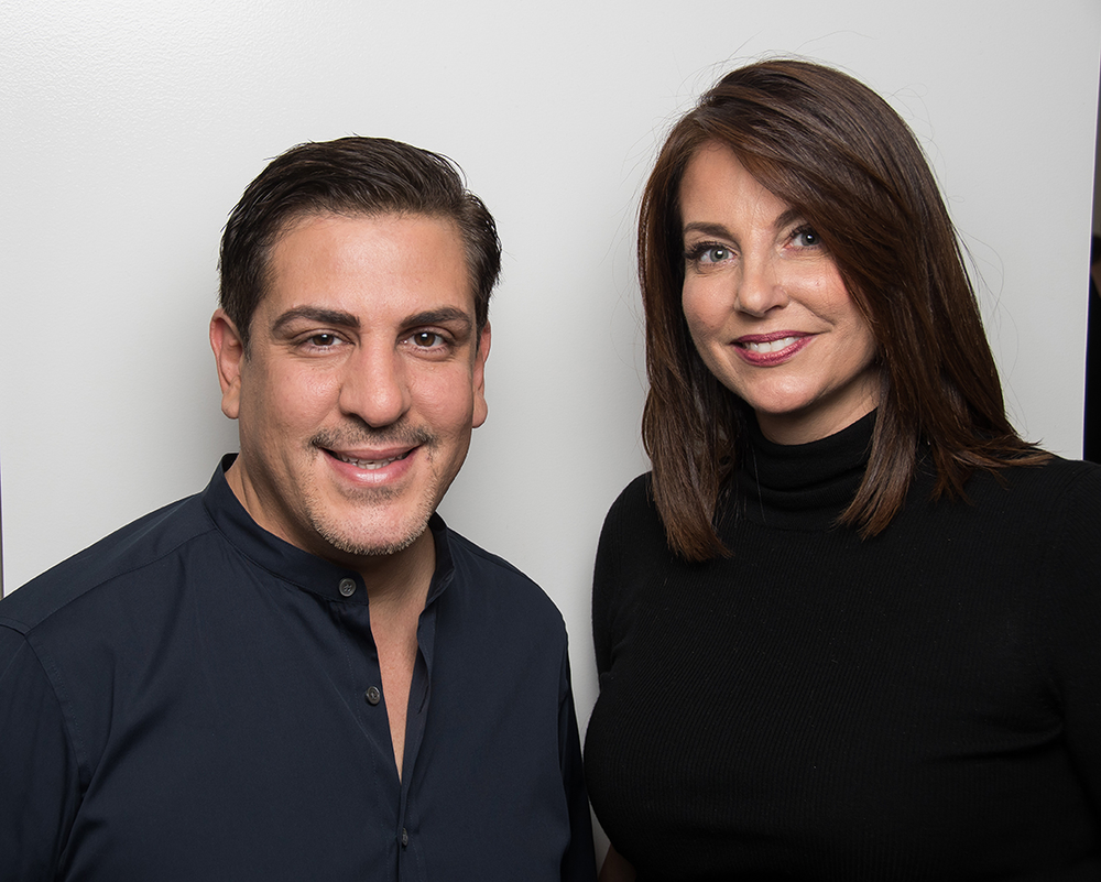 <p>Celebrity stylist Julius Michael and his partner Monica Wald preside over a business that makes every client feel like a star.</p>