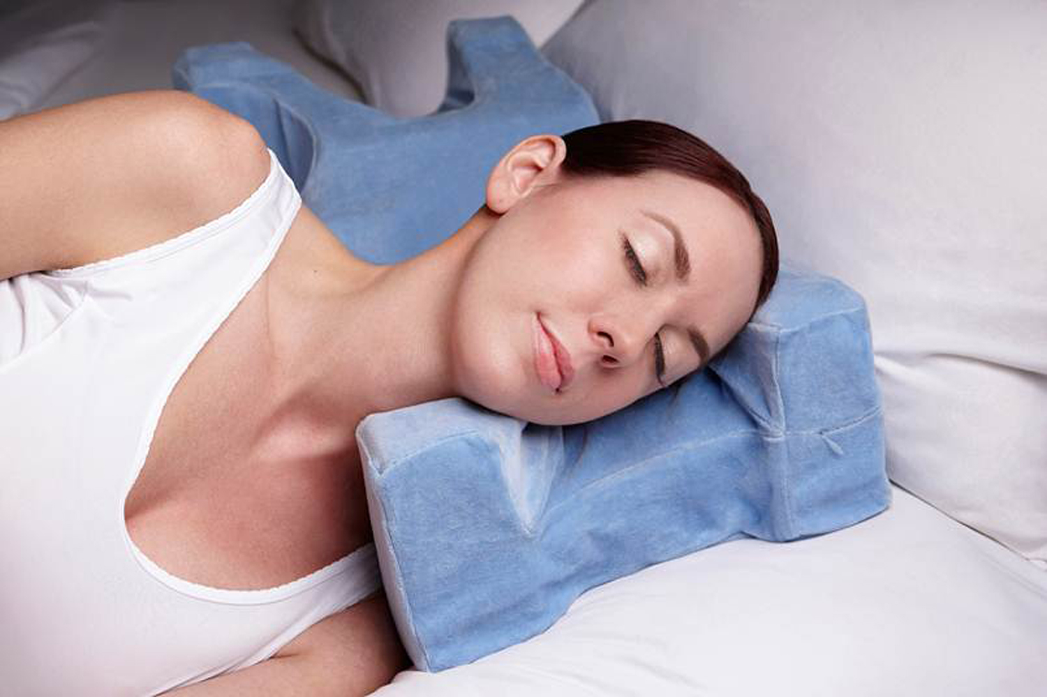 JuveRest, a Sleep Wrinkle Prevention Pillow