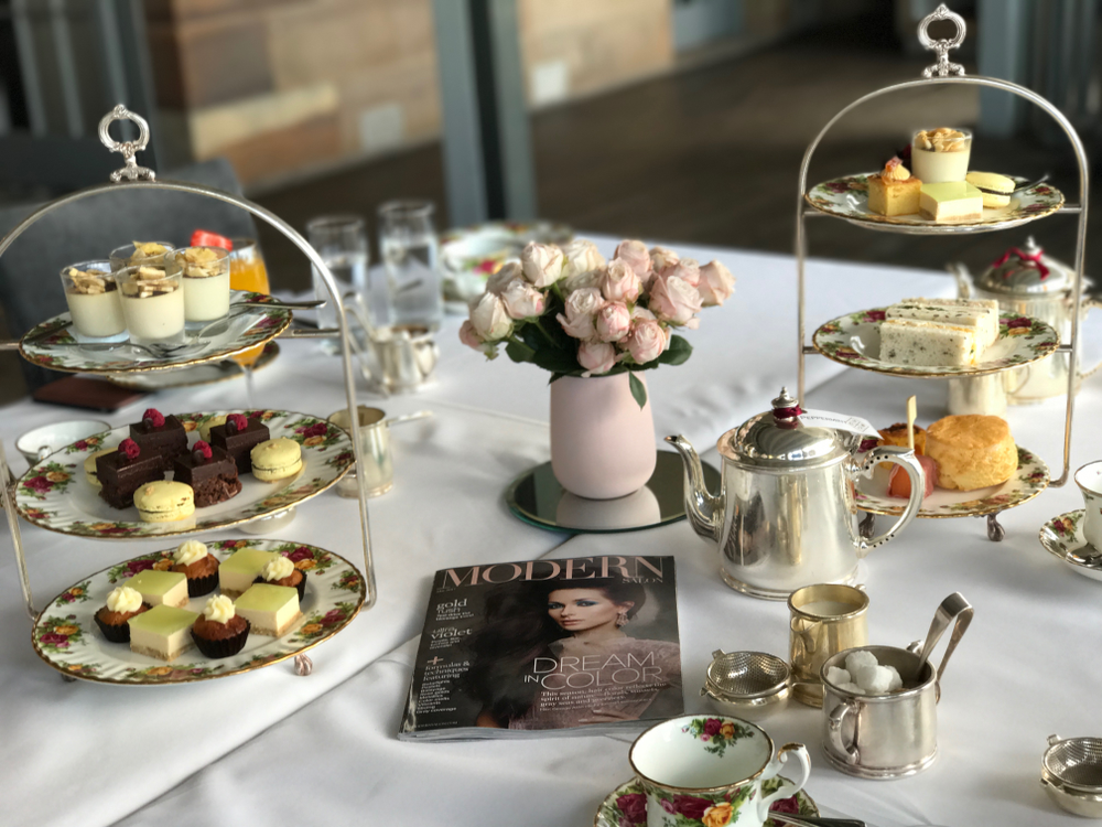 KLC had a Social Media High Tea at Gunners Baracks, where MODERN's Alison Alhamed gave an intimate workshop on Instagram best practices and how to use the platform to build your profile and business.