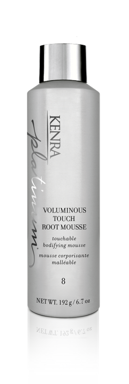 Voluminous Touch Root Mousse