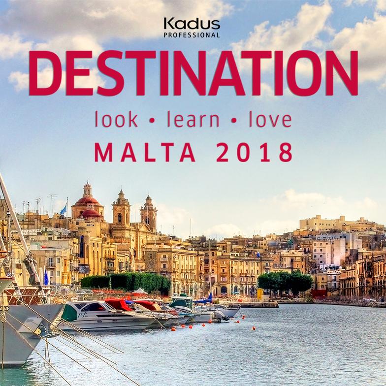 Beautiful Malta is the site of the Kadus Destination