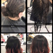 Hairstylist Helps Client with Depression