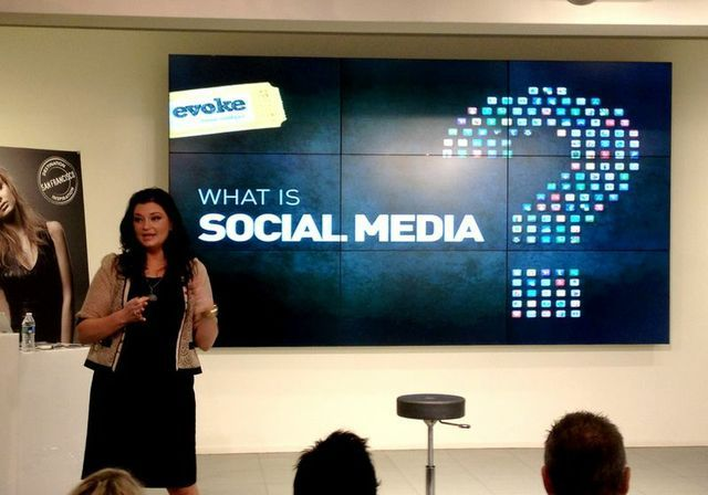 "Social Media at The Studio: Wella HQ Hosted ""Building Your Brand"""