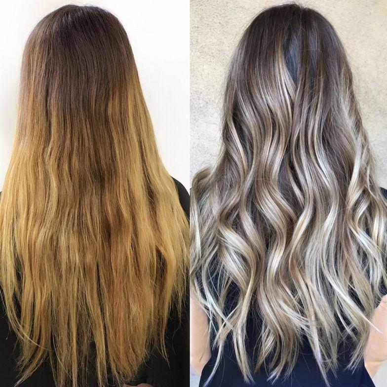 "<strong>Hair by Kelly Naso (<a href=""https://www.instagram.com/kellynaso/?hl=en"">@kellynaso</a>)</strong>"