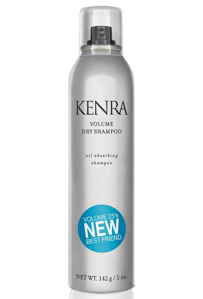 Kenra's Volume Dry Shampoo