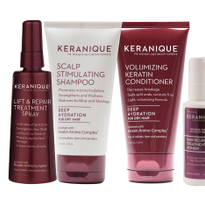 Keranique Announces Partnership with HairToStay for Breast Cancer Awareness Month